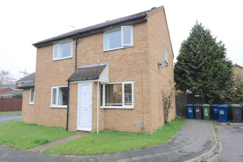 2 bedroom semi-detached house to rent - Armitage Way, Kings Hedges, Cambridge