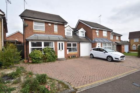 4 bedroom link detached house for sale - Chard Drive, Luton