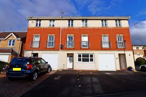 3 bedroom terraced house - Clos Springfield, Talbot Green