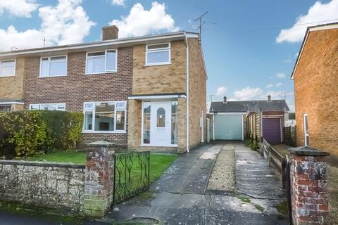 3 bedroom semi-detached house for sale - Twynham Close, Downton                                                VIDEO TOUR