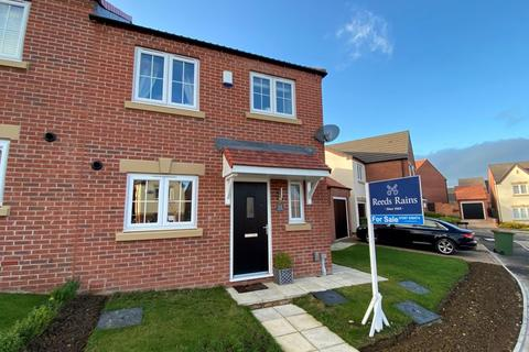 3 bedroom semi-detached house for sale - Lockton Close, Pine Walk, Guisborough