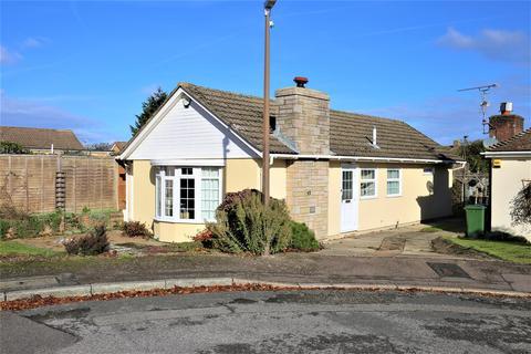 2 bedroom bungalow for sale - Georgian Drive, Coxheath, Maidstone