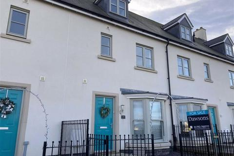 4 bedroom townhouse for sale - Ridgeway Lane, Llandarcy, Neath