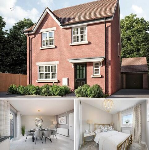 4 bedroom detached house for sale - Plot 98, The Mylne at Copsewood, Toutley Road, Wokingham, Berkshire RG41