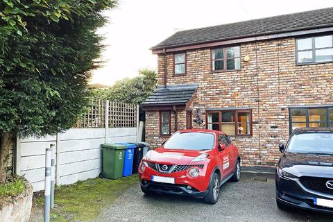2 bedroom semi-detached house for sale - York Street, Altrincham, Cheshire