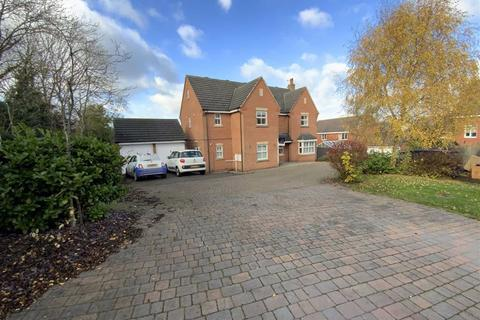 6 bedroom detached house for sale - Barons Close, Kirby Muxloe, Leicester
