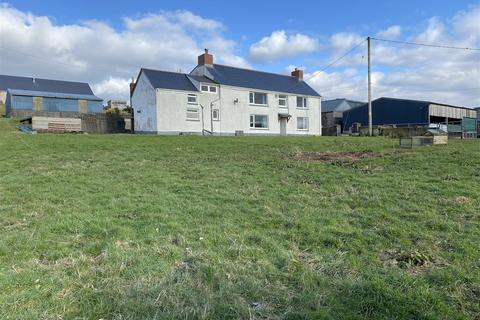 5 bedroom country house for sale - Clomendy, Llangain, Carmarthen