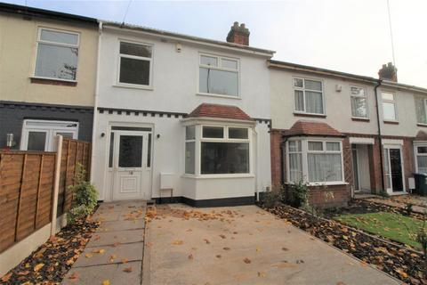 3 bedroom terraced house - Shakespeare Street, Stoke, Coventry