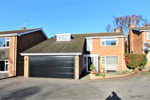 3 bedroom detached house for sale - Holmleigh Gardens, Thurnby, Leicester LE7