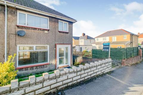3 bedroom semi-detached house for sale - Beverley Gardens, Ravenhill, Swansea