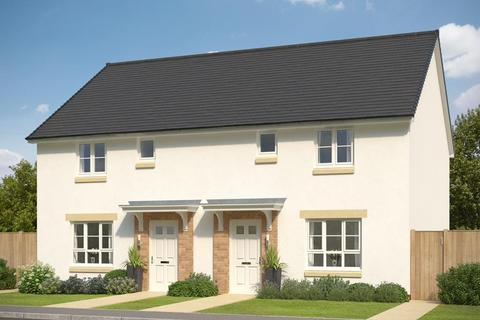 Barratt Homes - Thornton View - Plot 80, Kerr at Riverside @ Cathcart, Kintore Road, Newlands, GLASGOW G43