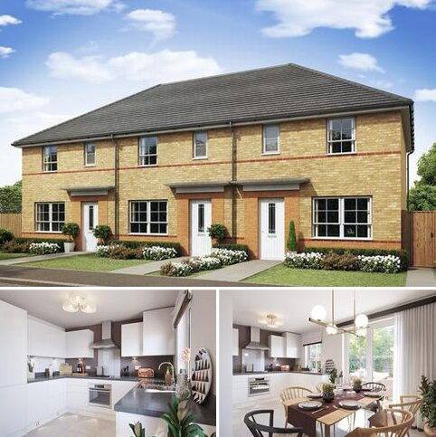3 bedroom end of terrace house for sale - Plot 354, Ellerton at Cherry Tree Park, St Benedicts Way, Ryhope, SUNDERLAND SR2