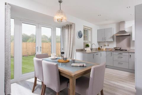 3 bedroom detached house for sale - Plot 17, Derwent at Queens Court, Voase Way (Access via Woodmansey Mile), Beverley, BEVERLEY HU17