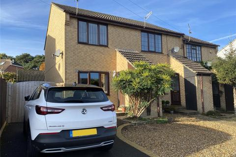 2 bedroom end of terrace house for sale - High Howe Gardens, Bear Cross, Bournemouth, Dorset, BH11