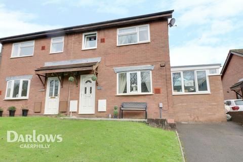 3 bedroom semi-detached house for sale - Glan-y-ffordd, Cardiff