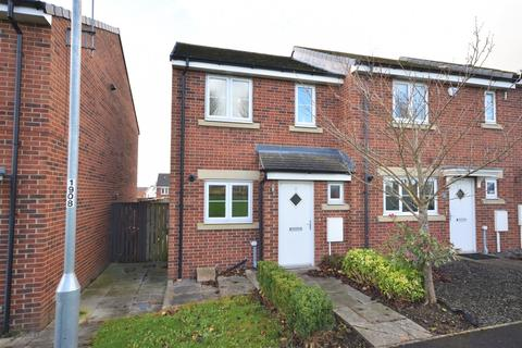 2 bedroom end of terrace house to rent - Brockwell Street, Bowburn