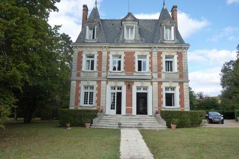 8 bedroom castle - Nouvelle-Aquitaine, Charente, France