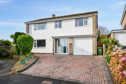 4 bedroom detached house for sale - Murdoch Close, Truro