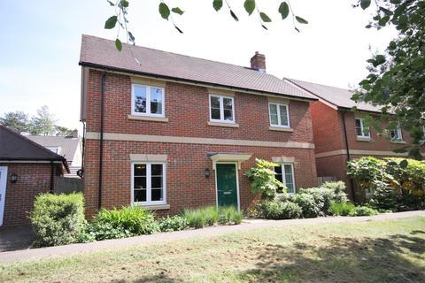 4 bedroom detached house for sale - Montefiore Drive, Sarisbury Green