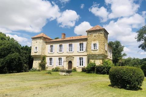 7 bedroom castle - Occitanie, Gers, France