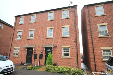 2 bedroom townhouse for sale - Towpath Way, Spondon