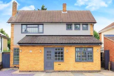 3 bedroom detached house to rent - Quinton Rise, Leicester