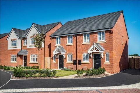 3 bedroom semi-detached house for sale - Plot 169, Beeley at Hackwood Park Phase 2a, Radbourne Lane DE3