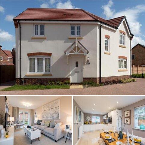 3 bedroom detached house for sale - Plot 171, Duffield at Hackwood Park Phase 2a, Radbourne Lane DE3