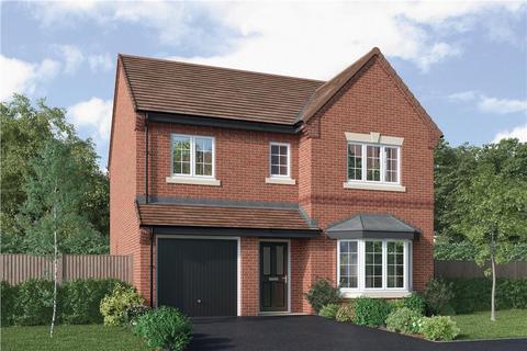 4 bedroom detached house for sale - Plot 165, Holbrook at Hackwood Park Phase 2a, Radbourne Lane DE3