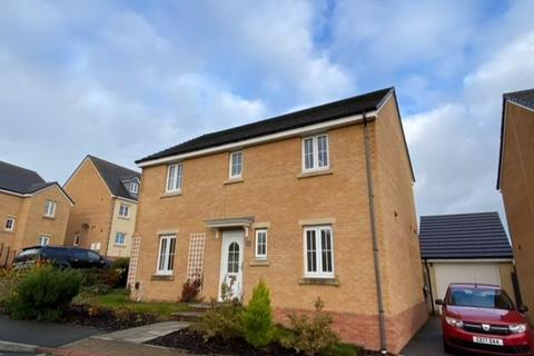 4 bedroom detached house for sale - White Farm, Barry
