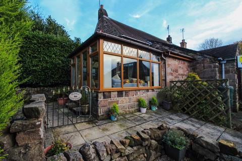 3 bedroom cottage for sale - Pebble Cottage, The Bunting, Wetley Rocks