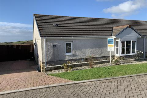 2 bedroom semi-detached bungalow for sale - Hillside Meadows, Foxhole, St. Austell