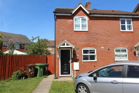 2 bedroom semi-detached house to rent - Enville Close, Marston Green