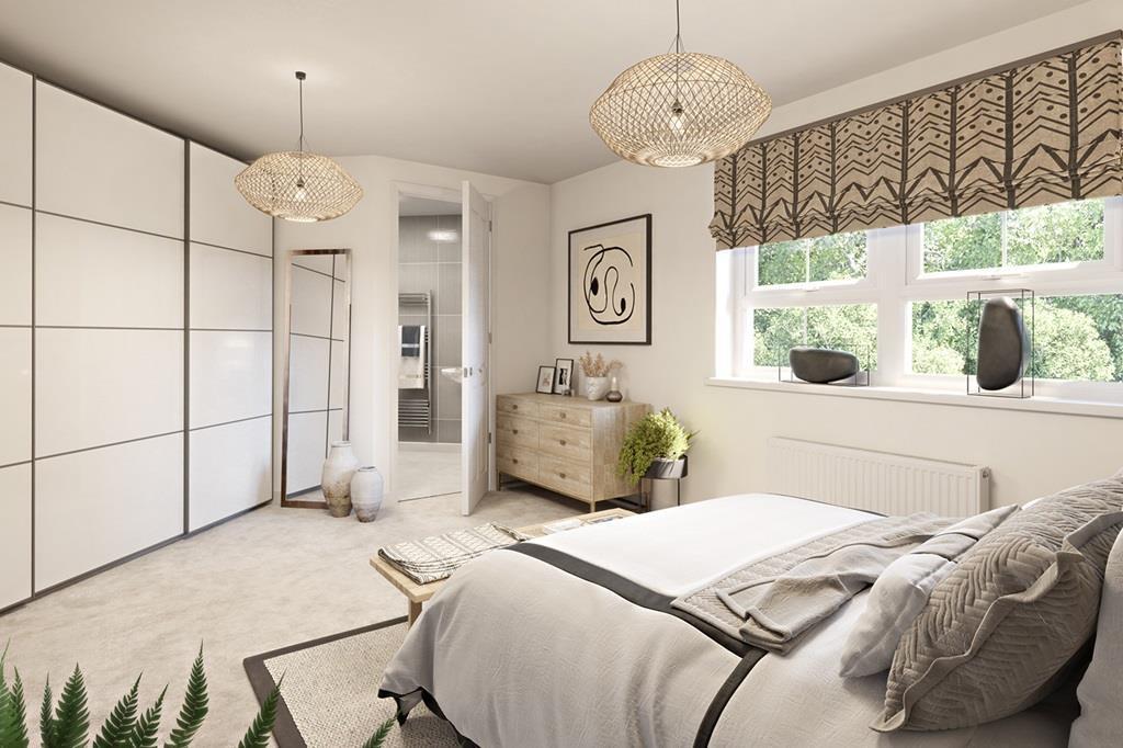 Eskdale bedroom CGI