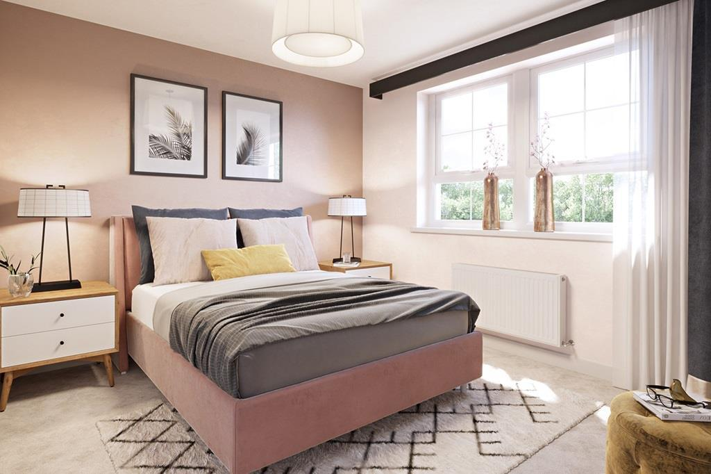 Eskdale bedroom 2 CGI