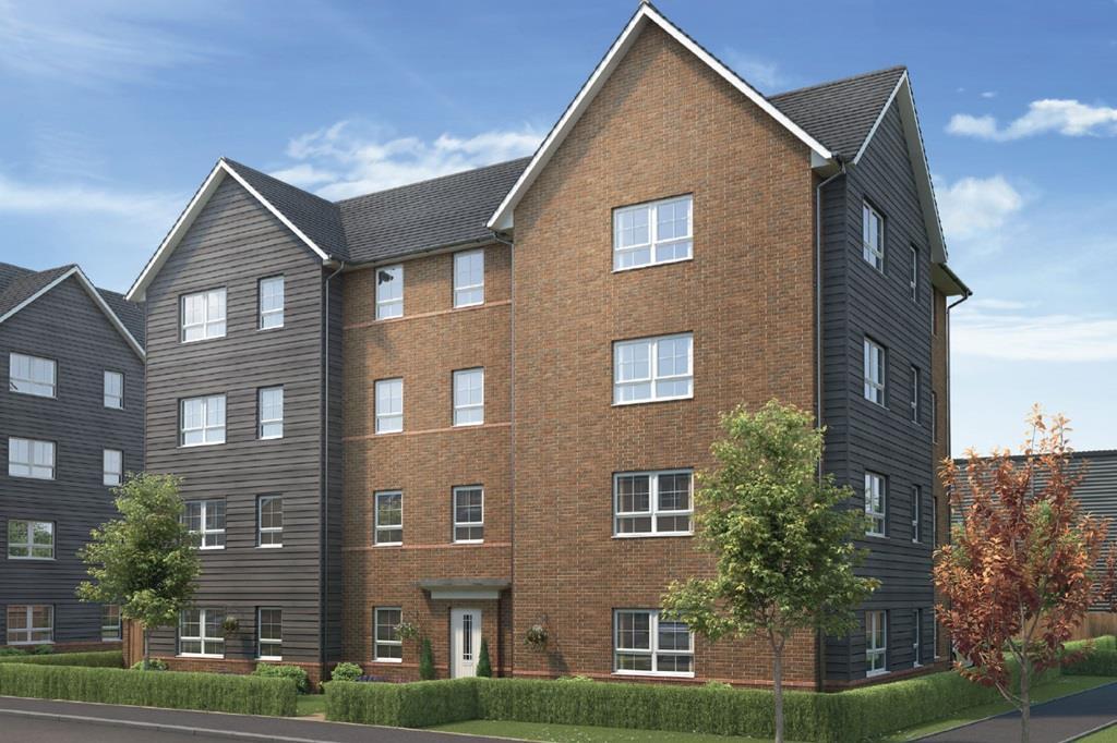Amberham and Maldon Apartment block 4 storey