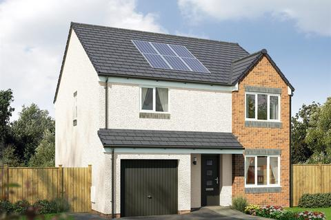 4 bedroom detached house for sale - Plot 5, The Balerno at Naughton Meadows, Naughton Road DD6