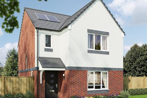 3 bedroom semi-detached house for sale - Plot 129, The Elgin at Naughton Meadows, Naughton Road DD6