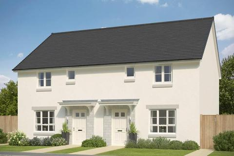 3 bedroom terraced house for sale - Plot 100, Coull at Riverside Quarter, Mugiemoss Road, Aberdeen, ABERDEEN AB21
