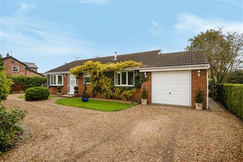 3 bedroom detached bungalow for sale - Meadowcroft, Main Road, Newsholme, Goole, DN14 7JT