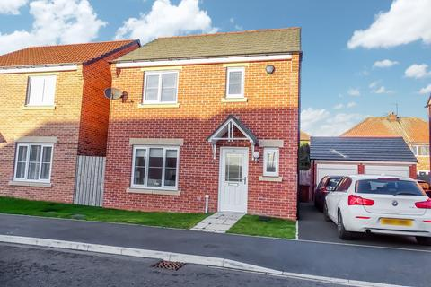 3 bedroom detached house for sale - The Risings, Wallsend, Tyne and Wear, NE28 9PB