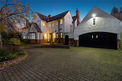 5 bedroom detached house for sale - Knighton Rise, Leicester, Leicestershire, LE2