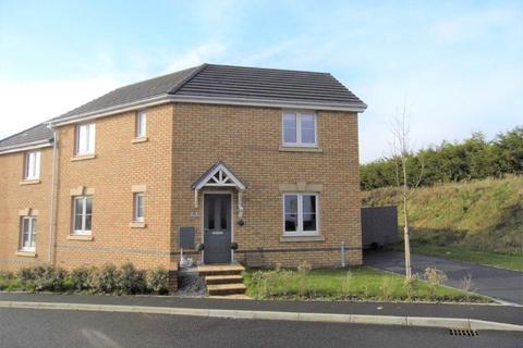 3 bedroom semi-detached house for sale - Clos Yr Eryr, Coity, Bridgend, Mid Glamorgan, CF35
