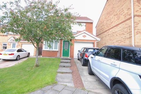 3 bedroom detached house for sale - Stapleford Close, Slatyford