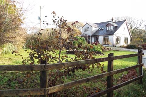 3 bedroom detached house for sale - Cil-Rhedyn, Cilonen Road, Three Crosses, Swansea SA4 3PH