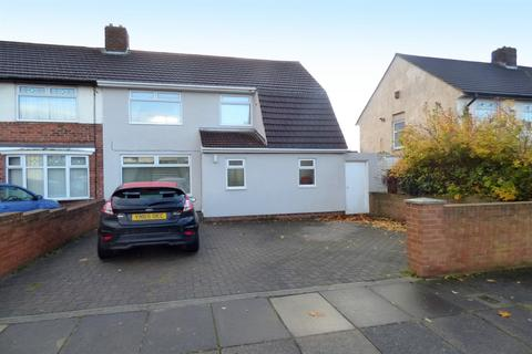 2 bedroom semi-detached house for sale - Rotherham Avenue, Stockton-On-Tees, TS19