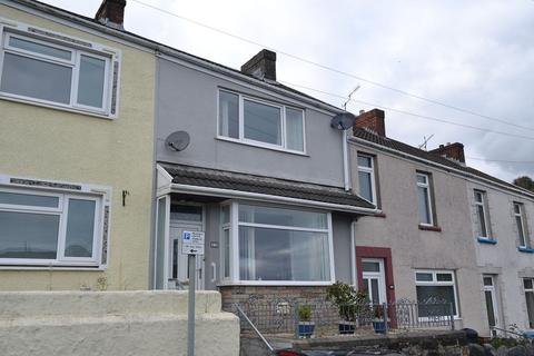 2 bedroom terraced house for sale - Pleasant View Terrace, Swansea, City And County of Swansea. SA1 6YQ