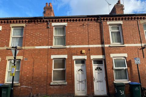 2 bedroom terraced house for sale - 29 Vecqueray Street, Stoke, Coventry, CV1 2HP