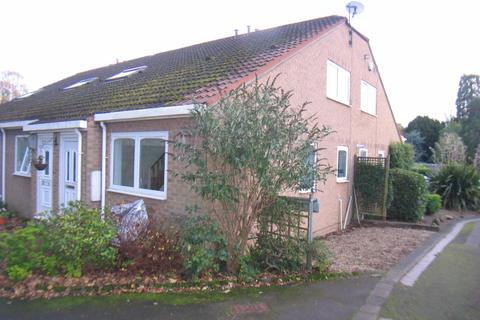1 bedroom end of terrace house for sale - 10 Brandling Drive, Melton Park, Gosforth, NE3 5PJ