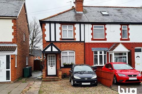 2 bedroom end of terrace house for sale - Cottage Lane, Wolverhampton, WV10 6LG